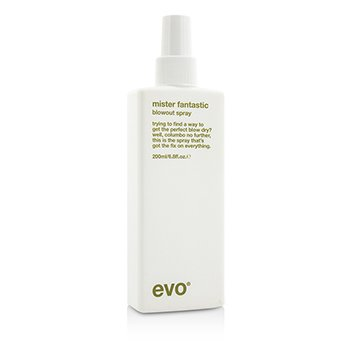 Evo Mister Fantastic Blowout Spray (For All Hair Types, Especially Long, Layered Hair)