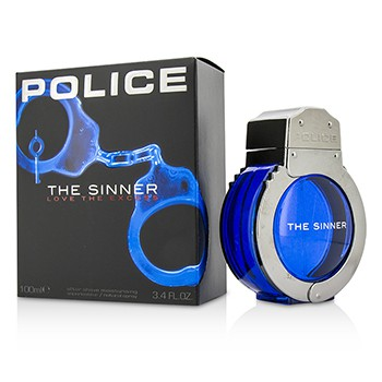 Police The Sinner After Shave Moisturising Spray