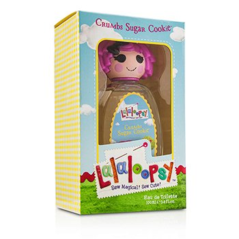Lalaloopsy Crumbs Sugar Cookie Eau De Toilette Spray