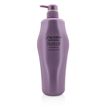 Shiseido The Hair Care Luminogenic Shampoo (Colored Hair)