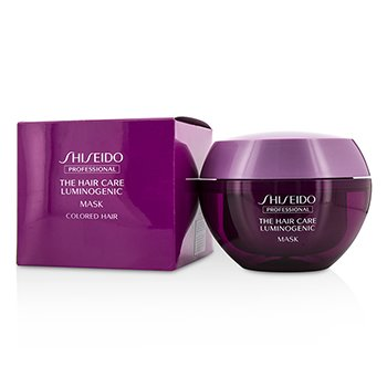 Shiseido The Hair Care Luminogenic Mask (Colored Hair)