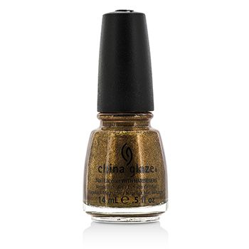 China Glaze Nail Lacquer - In Awe Of Amber (589)