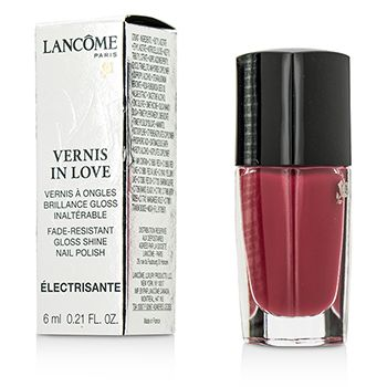 Lancome Vernis In Love Nail Polish - # 357B Electrisante