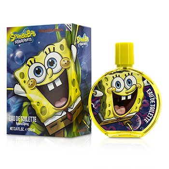 Spongebob Squarepants Spongebob Eau De Toilette Spray