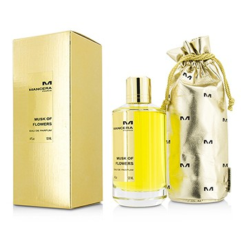 Mancera Musk Of Flowers Eau De Parfum Spray
