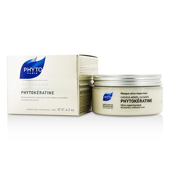 Phyto Phytokeratine Ultra-Repairing Mask (For Weakened, Damaged Hair)