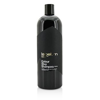 Label.M Colour Stay Shampoo (Combats Colour Fade with UV Protection)