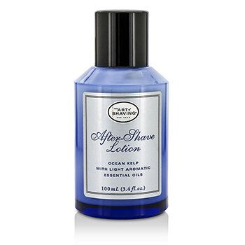 The Art Of Shaving After Shave Lotion Alcohol Free - Ocean Kelp (Unboxed)
