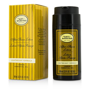The Art Of Shaving After Shave Lotion - Lemon (For Normal to Oily Skin)