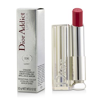 Christian Dior Dior Addict Hydra Gel Core Mirror Shine Lipstick - #536 Lucky