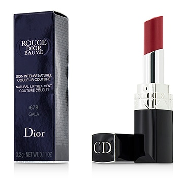 Christian Dior Rouge Dior Baume Natural Lip Treatment Couture Colour - # 678 Gala