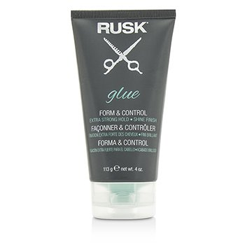 Rusk Glue Form & Control (Extra Strong Hold, Shine Finish)