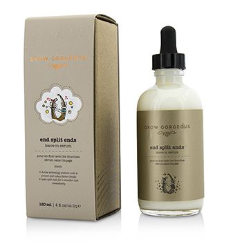 Grow Gorgeous End Split Ends Leave-In Serum