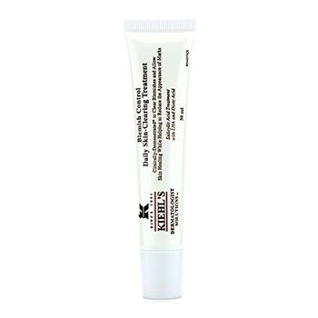 Kiehl's Dermatologist Solutions Acne Blemish Control Daily Skin-Clearing Treatment