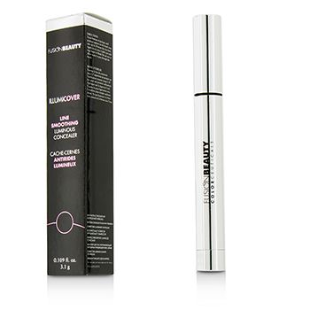 Fusion Beauty IllumiCover Line Smoothing Luminous Concealer - # Light