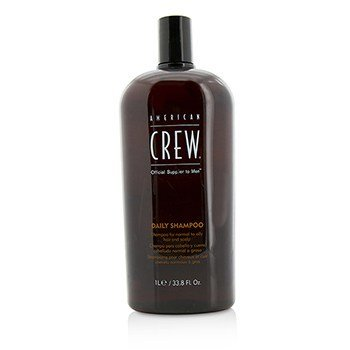 American Crew Men Daily Shampoo (For Normal to Oily Hair and Scalp)