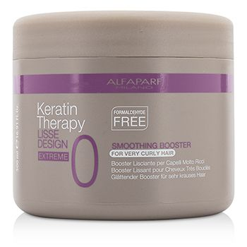 AlfaParf Lisse Desgn Keratin Therapy Extreme Smoothing Booster
