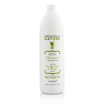 AlfaParf Precious Nature Today's Special Shampoo (For Long & Straight Hair)