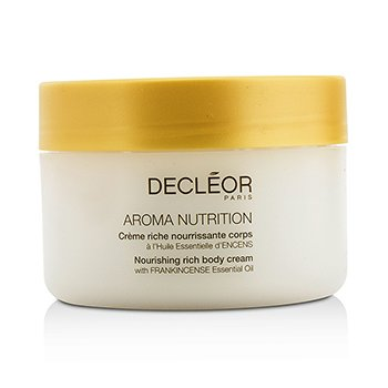 Decleor Aroma Nutrition Nourishing Rich Body Cream - For Dry Skin
