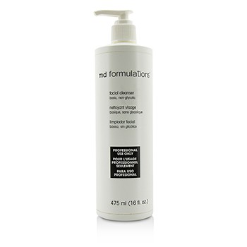 MD Formulations Facial Cleanser (Basic Non-Glycolic) (Salon Size)