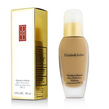 Elizabeth Arden Flawless Finish Bare Perfection Makeup SPF 8 - # 53 Warm Bronze