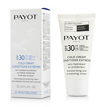 Payot Dr Payot Solution Cold Cream Conditions Extremes SPF 30