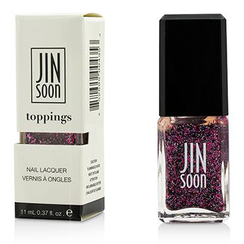JINsoon Nail Lacquer (Toppings) - #Fete