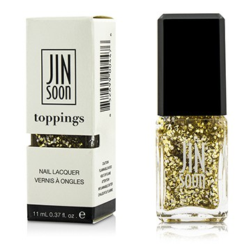 JINsoon Nail Lacquer (Toppings) - #Bijou