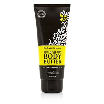 Lavanila Laboratories The Healthy Body Butter - Fresh Vanilla Lemon