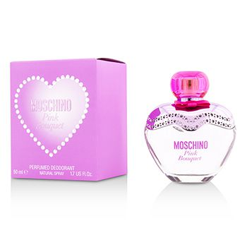 Moschino Pink Bouquet Perfumed Deodorant Spray