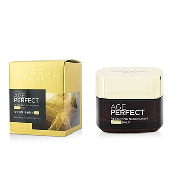 L'Oreal Age Perfect Restoring Nourishing Night Balm