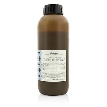 Davines Alchemic Shampoo Tobacco (For Natural & Mid to Light Brown Hair)