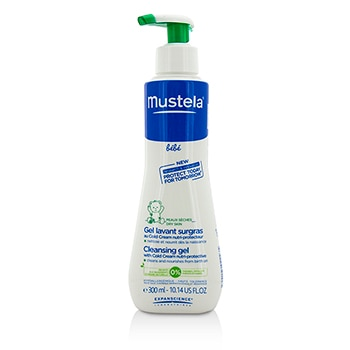 Mustela Cleansing Gel with Cold Cream nutri-protective