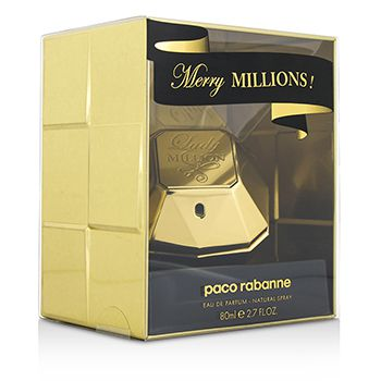Paco Rabanne Lady Million Merry Millions Eau De Parfum Spray