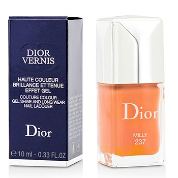 Christian Dior Dior Vernis Couture Colour Gel Shine & Long Wear Nail Lacquer - # 237 Milly