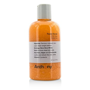 Anthony Logistics For Men Facial Scrub (Bottle)