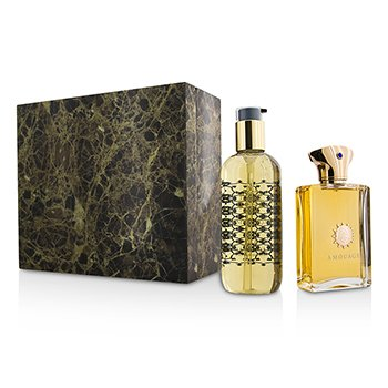 Amouage Dia Coffret: Eau De Parfum Spray 100ml/3.4oz + Bath & Shower Gel 300ml/10oz