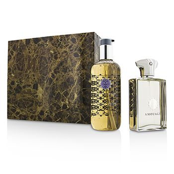 Amouage Reflection Coffret: Eau De Parfum Spray 100ml/3.4oz + Bath & Shower Gel 300ml/10oz