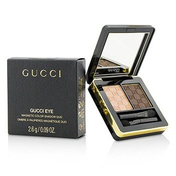 Gucci Magnetic Color Shadow Duo - #020 Amaretto