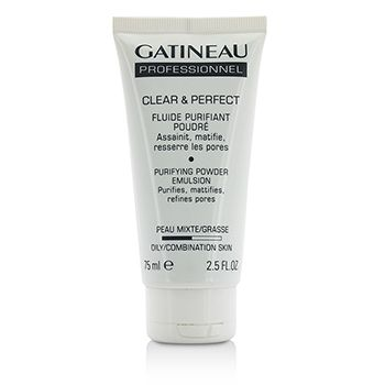 Gatineau Clear & Perfect Purifying Powder Emulsion (For Oily/Combination Skin) (Salon Size)
