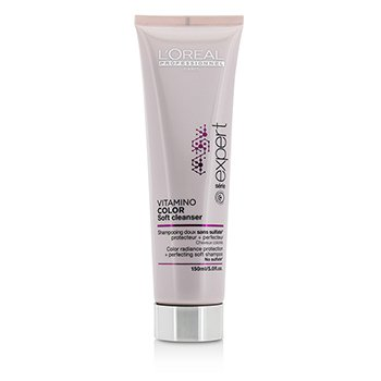 L'Oreal Professionnel Expert Serie - Vitamino Color Soft Cleanser Color Radiance Protection + Perfecting Soft Shampoo