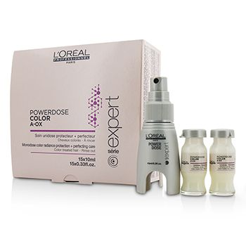 L'Oreal Professionnel Expert Serie - Powerdose Color A.OX Monodose Color Radiance Protection+ Perfecting Care - Rinse Out