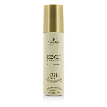 Schwarzkopf BC Oil Miracle Volume Amplifier 5 (For Fine to Normal Hair)