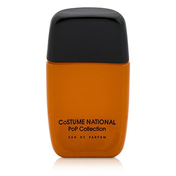 Costume National Pop Collection Eau De Parfum Spray - Orange Bottle (Unboxed)