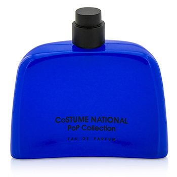 Costume National Pop Collection Eau De Parfum Spray - Blue Bottle (Unboxed)