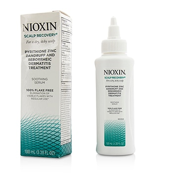 Nioxin Scalp Recovery Soothing Serum - For Dry, Itchy Scalp (Box Slightly Damaged)