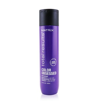 Matrix Total Results Color Obsessed Antioxidant Shampoo (For Color Care)