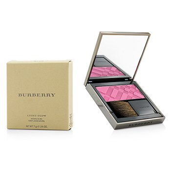 Burberry Light Glow Natural Blush - # No. 09 Coral Pink