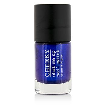 Cheeky Chat Me Up Nail Paint - Sapphire So Good