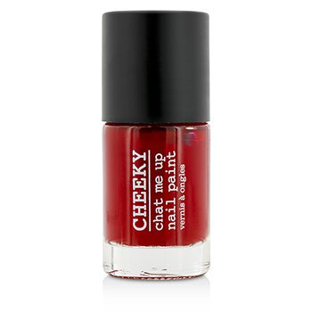 Cheeky Chat Me Up Nail Paint - American Hot